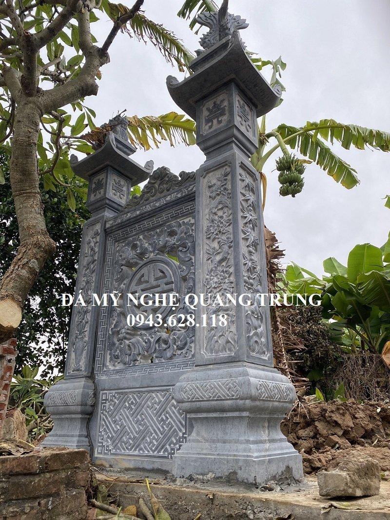 Cot da dep - Cot da Quang Trung Ninh Binh