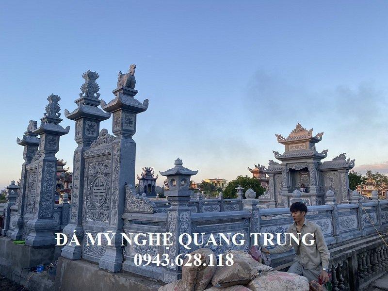 Hinh anh Khu Lang mo da - ngoi nha an nghi thuc su coi vinh hang cua nguoi da khuat