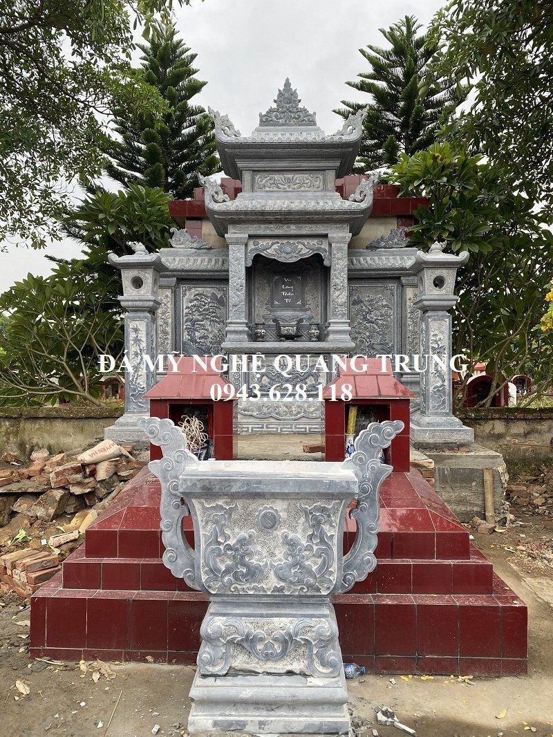 Lu Huong da duoc dat truoc Lang tho da