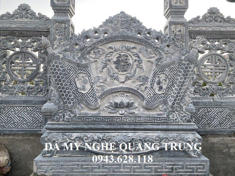 Mau Cuon thu da Ngu phuc Lam mon