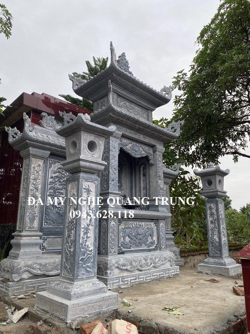 Mau Lang tho da - Long dinh da dep cua Nghe nhan tre Quang Trung