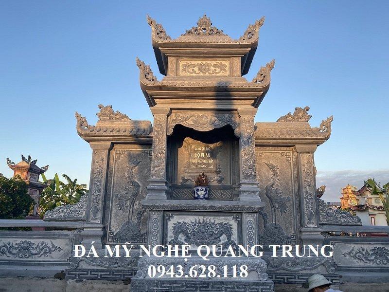 Mau Lang tho da dep - dien hinh cua nghe nhan tre Quang Trung thiet ke
