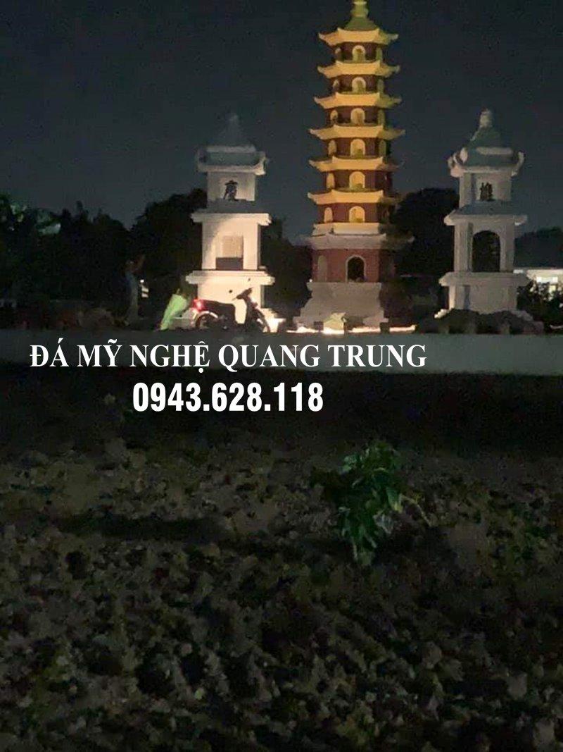 Xay Bao thap Dep - Mau Bao thap dep Quang Trung