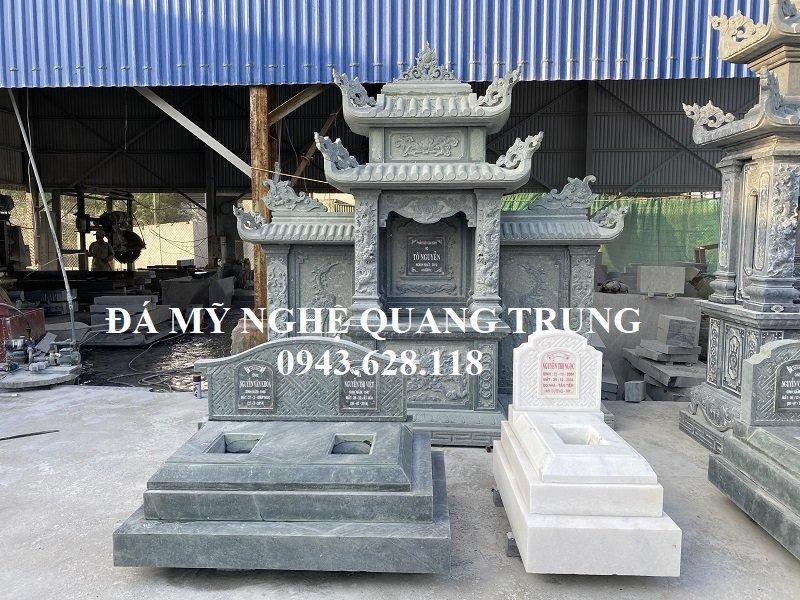 Cac hang muc duoc che tac va lap dat chinh xac tai Xuong da