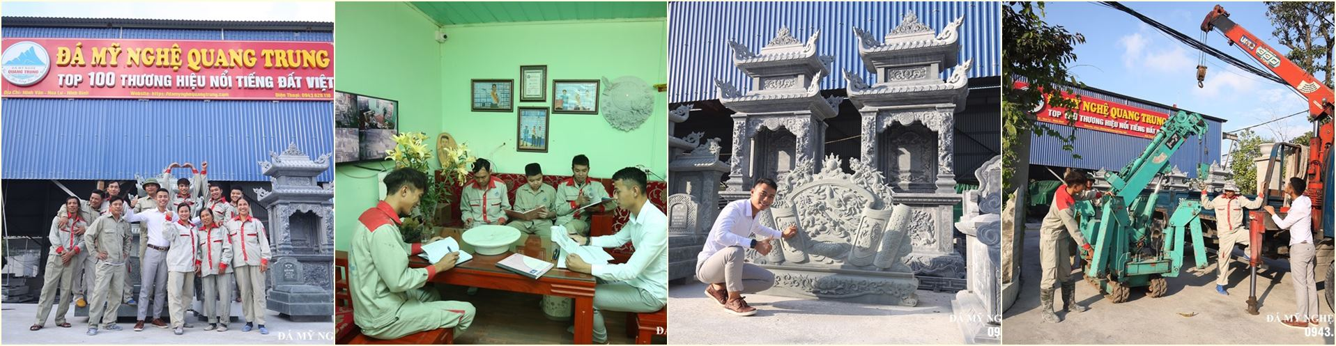 Da my nghe Quang Trung - Gia tri ben vung voi thoi gian - Ninh Binh