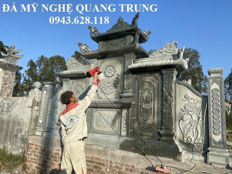 Hoan thien xay dung khu lang mo Lăng mộ đá, Mộ đá Ninh Bình