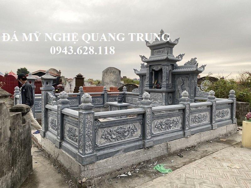 Khu Lang mo da dep tai Bac Ninh