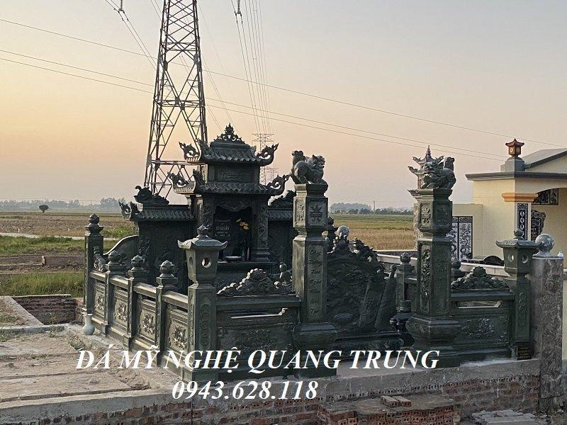 Khu Lang mo da tai Thai Binh dep 2021 Lăng mộ đá, Mộ đá Ninh Bình