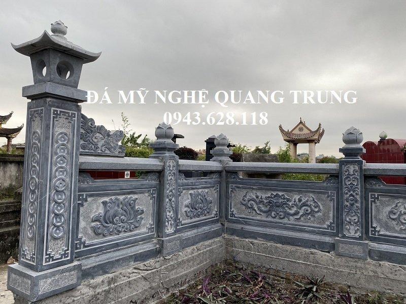 Lan can da SEN Hoa nguyen khoi