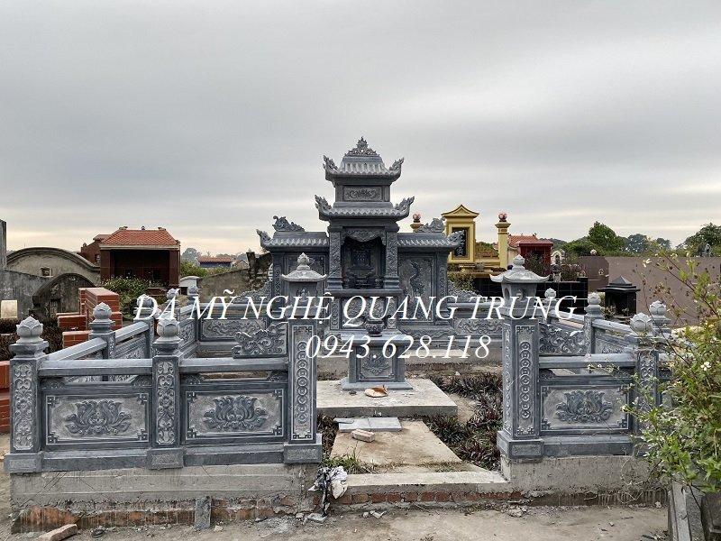 Lang mo da xanh tu nhien Da my nghe Quang Trung