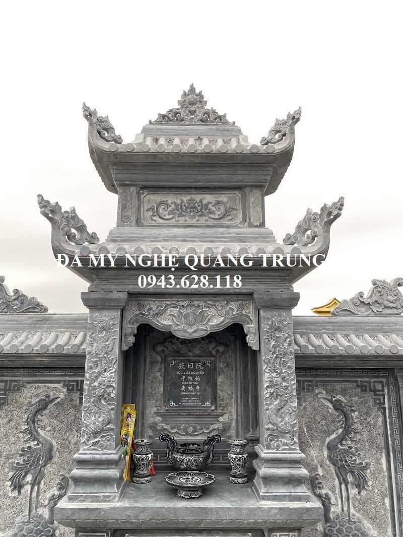 Lang tho da hai mai Quang Trung
