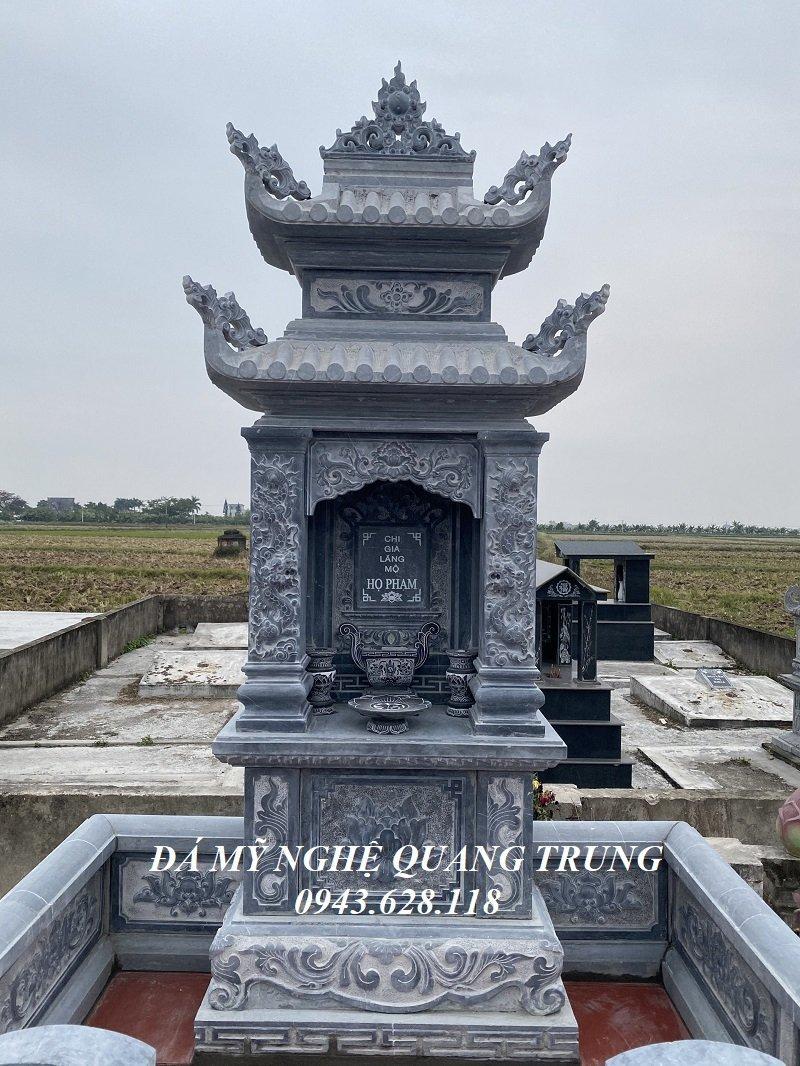 Lang tho da hop hai mai cua Nghe nhan tre Quang Trung thiet ke