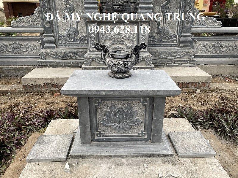 Mau Ban le da tu nhien ngoai troi tai Lang mo