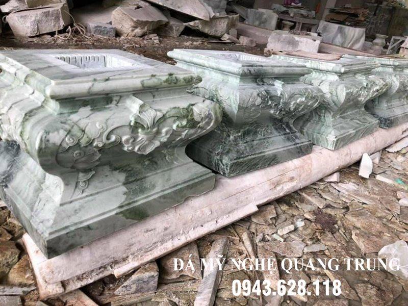 Mau Chan tang da Tang bong da xanh ngoc Lăng mộ đá, Mộ đá Ninh Bình