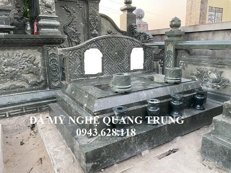Mau Mo da doi xanh reu khong mai Quang Trung