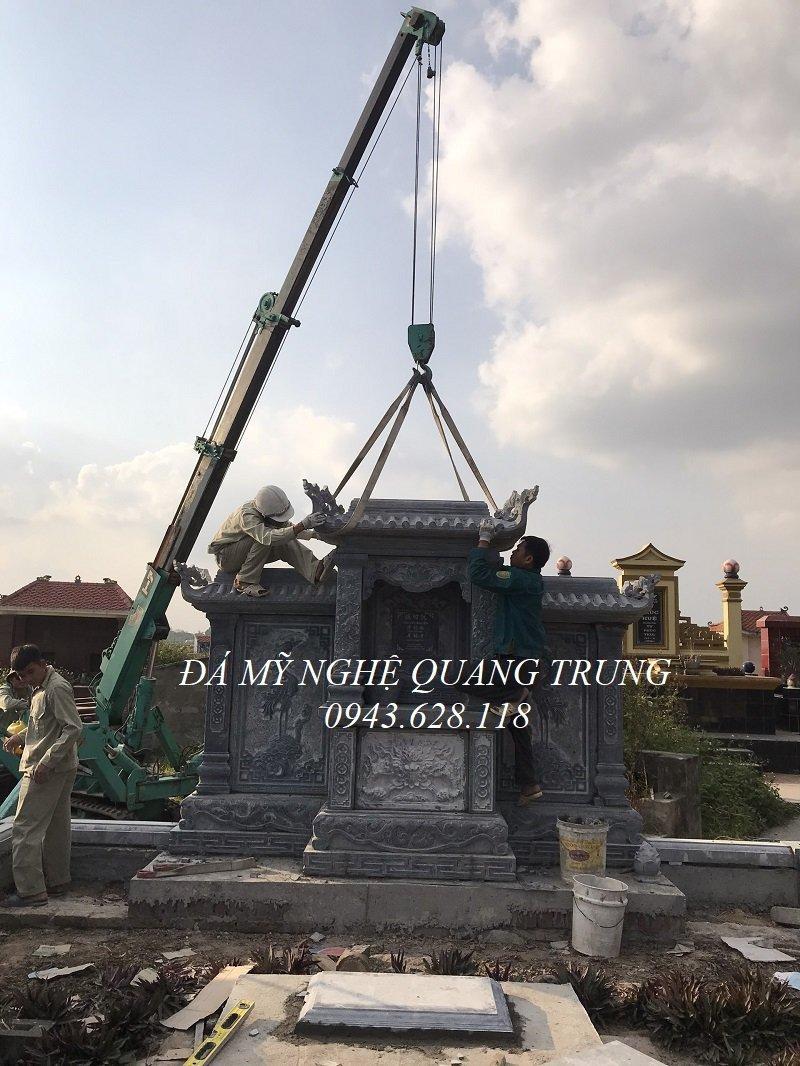 Xay dung Khu Lang mo da tai Bac Ninh