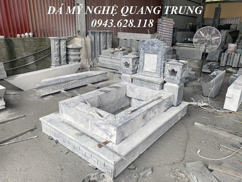Che tac Mo da xanh Tam Son tai Xuong Da my nghe Quang Trung