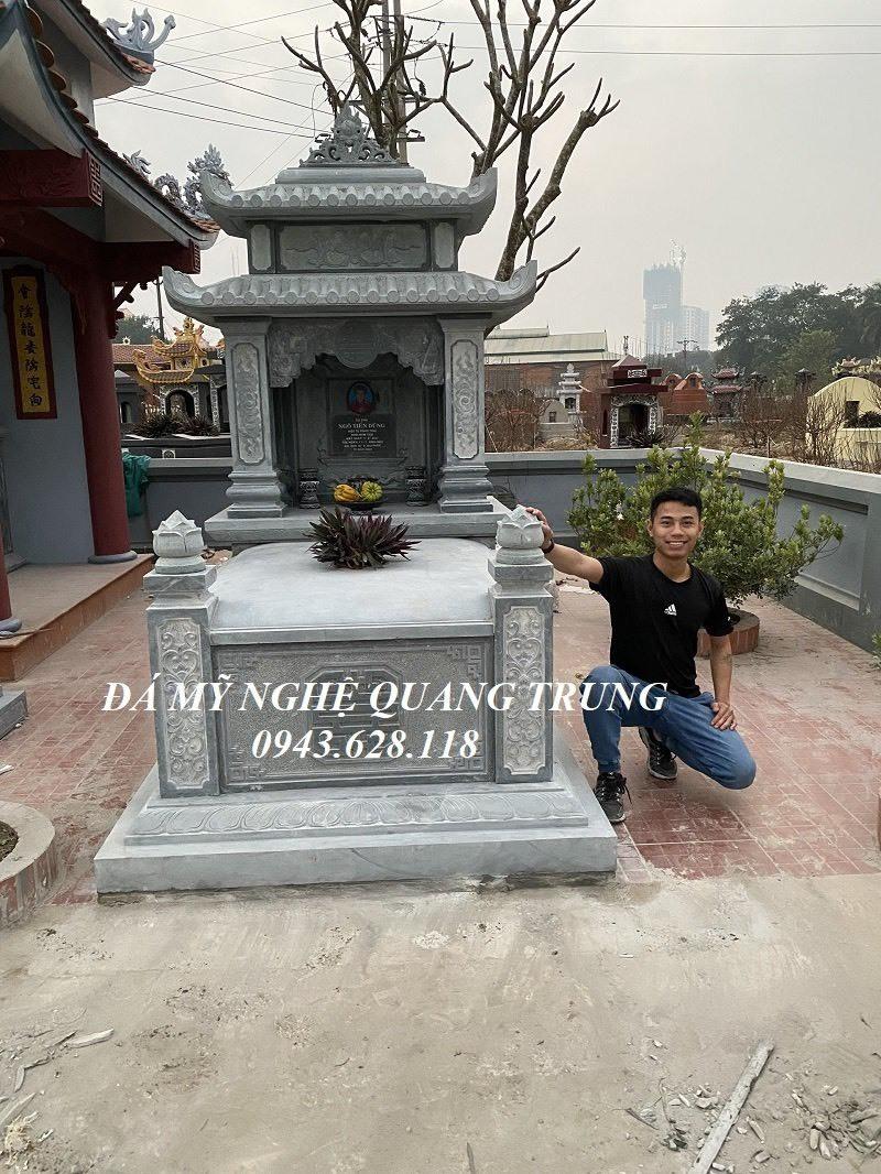 Mau Mo da hai mai dep cho Khu Lang mo da tai Bac Ninh