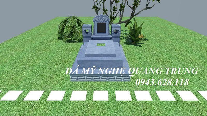 Mau thiet ke Mo da Tam Son khong mai dep Quang Trung