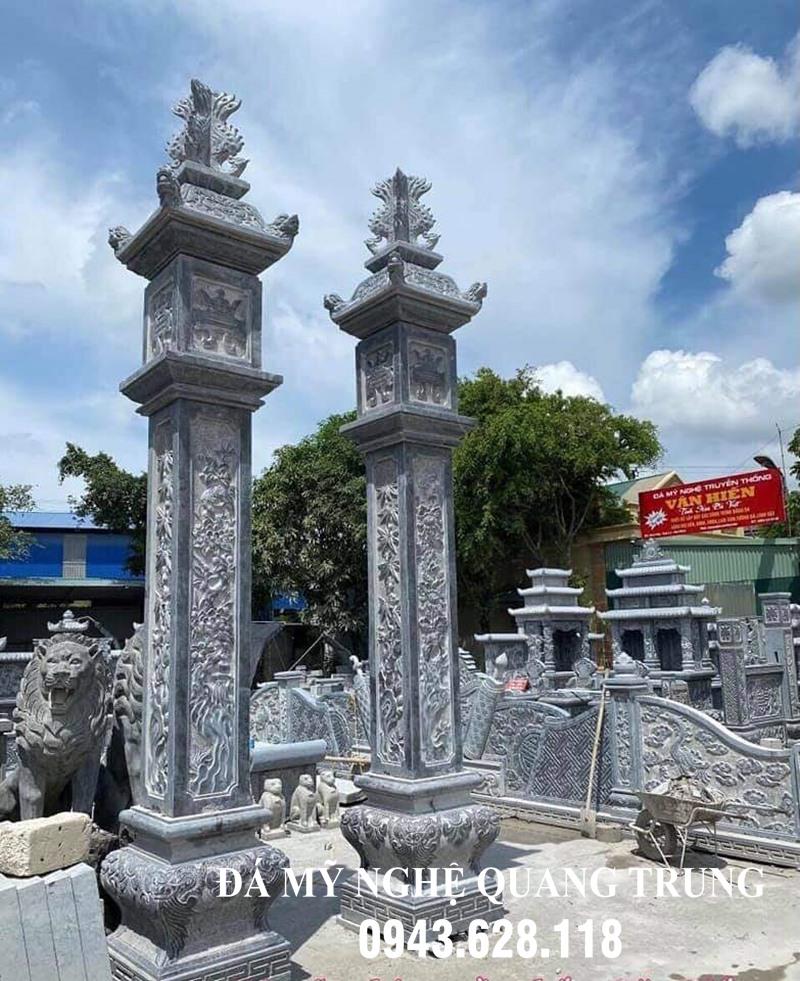 Dat cot da cho Nha tho ho Pham