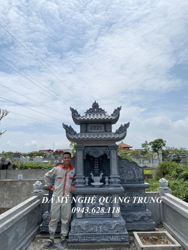 Khu Lang mo da voi chi phi xay dung hop ly - chat luong cao