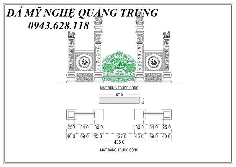 Mau Cong da va Cuon thu da cua Lang mo