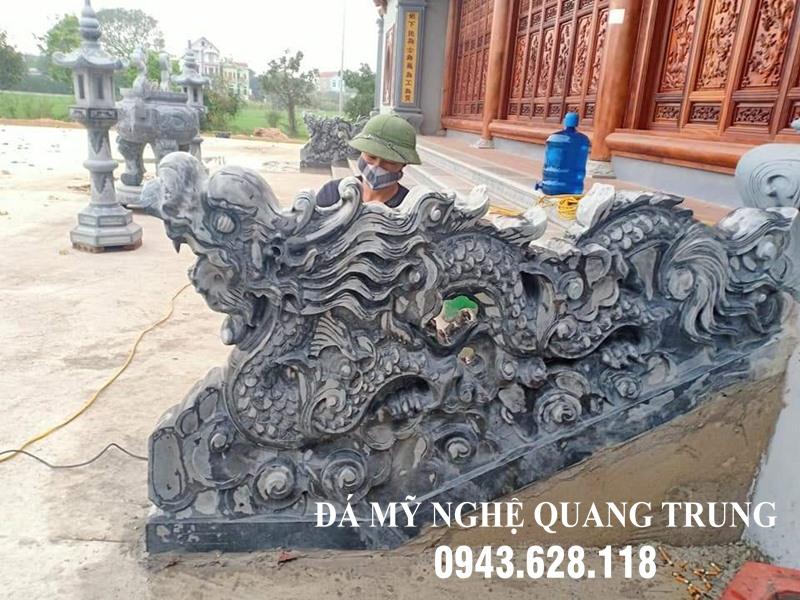 Mau Rong da cho Dinh Lang