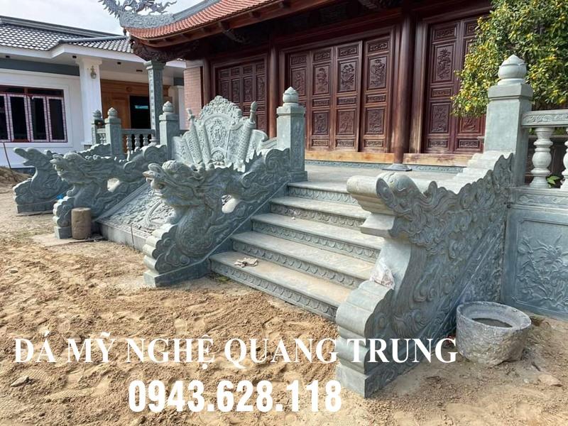 Rong da khoi - Chieu da - Binh phong da va Bac them da Nha tho to