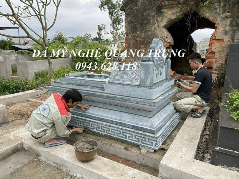 Lap dat Mo da don Tam Son Ninh Binh