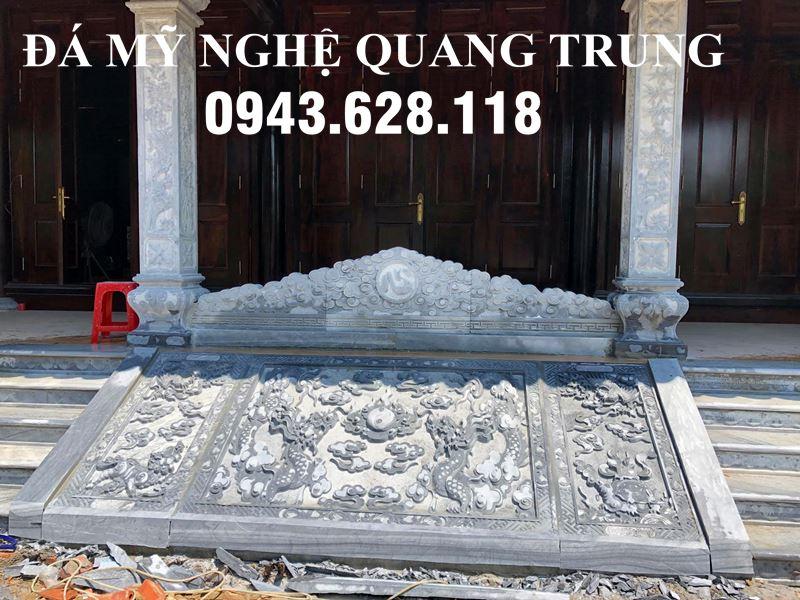 Mau Chieu da Song long chau nguyet