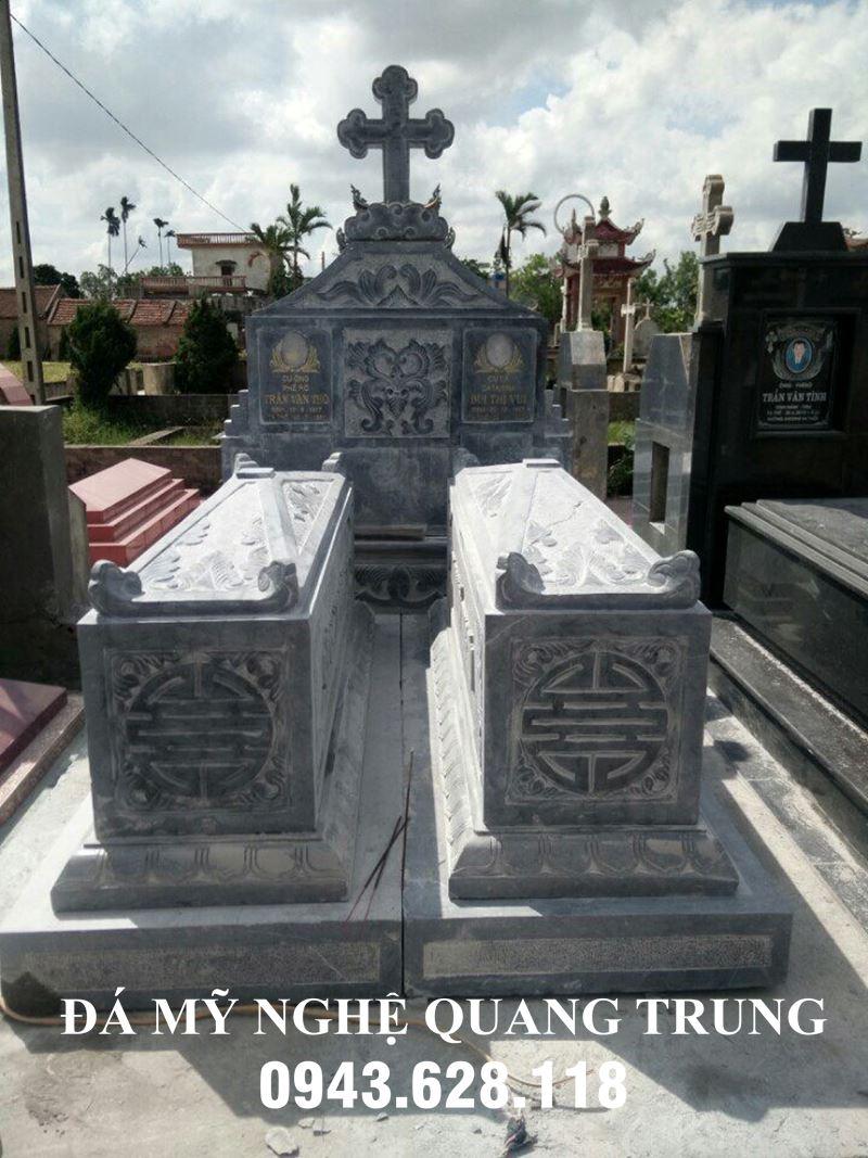 Mau Lang mo - Lang mo da cong giao dep Ninh Binh