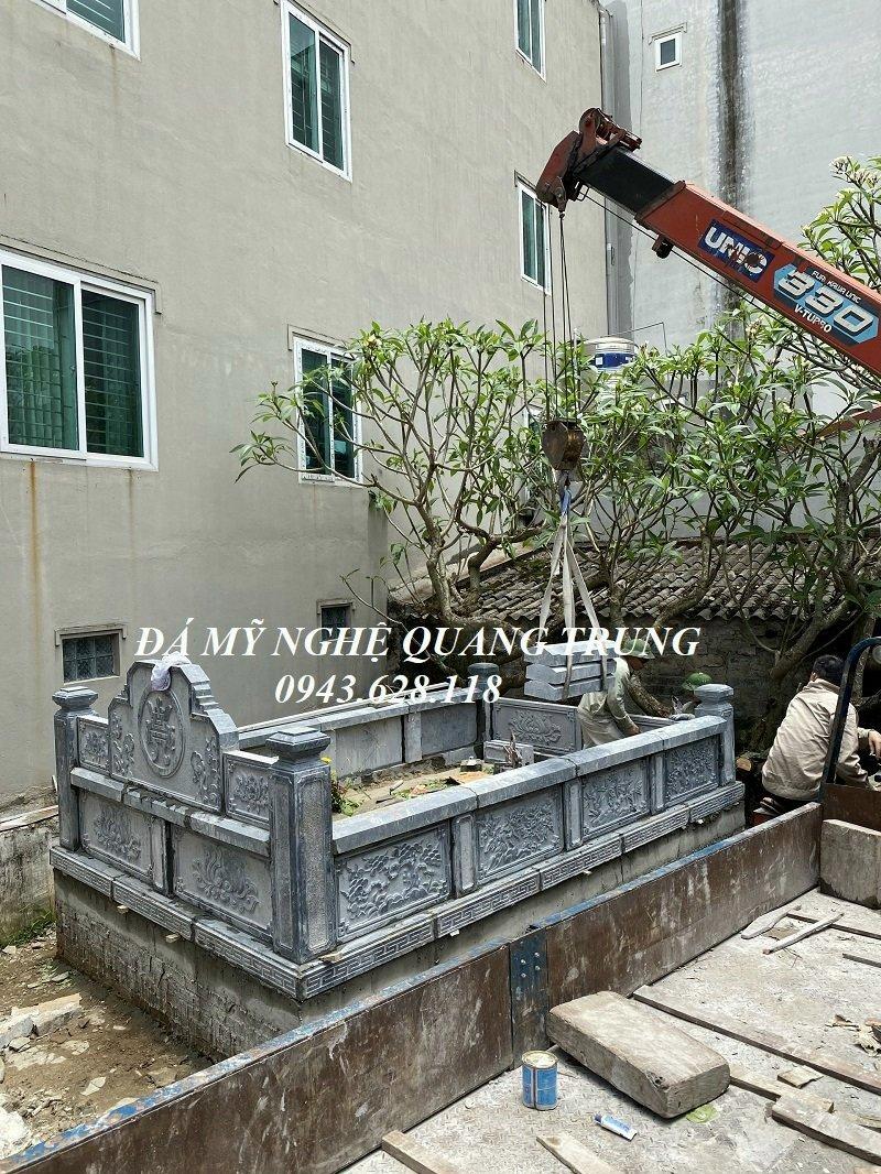Mau Lang mo da dep tai Ninh Binh