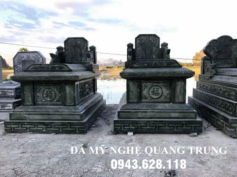 Mo da Ninh Binh - Mau Mo da xanh reu Tam Son dep