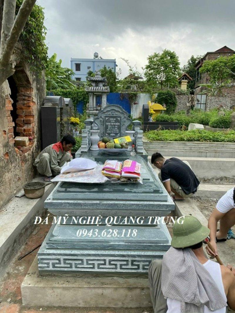 Mo da dep Gia canh tranh tai Ninh Binh