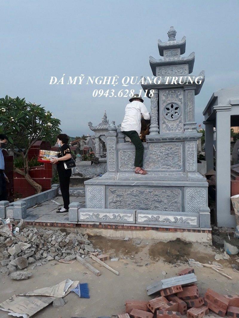 Mo da xanh - Mau Mo da ba mai Ninh Binh