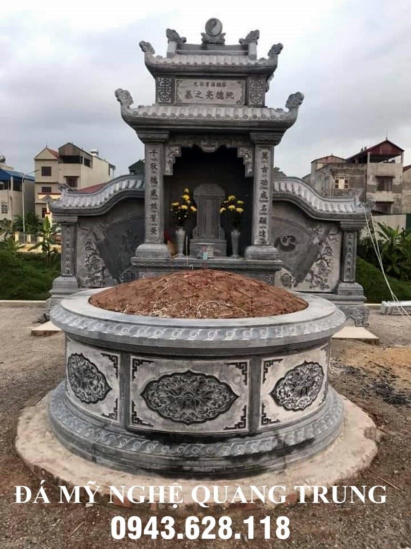 Mau Mo da tron dep Ninh Binh