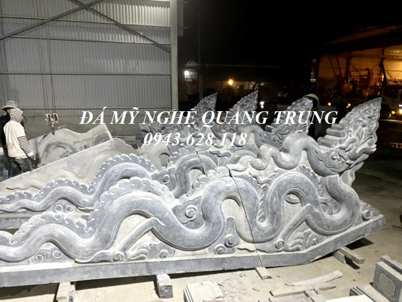 Mau Rong da dep
