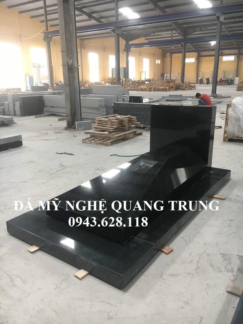 Mau mo da Granite dep Quang Trung
